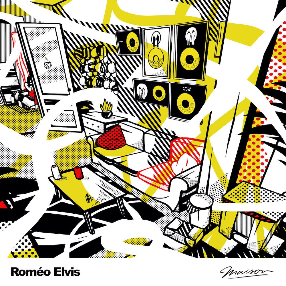 Roméo Elvis – Maison (★★★★): À écouter à la Maison