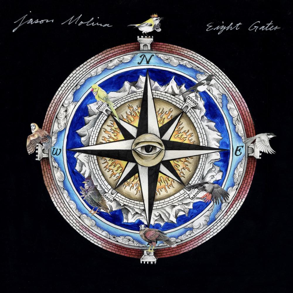 Jason Molina – Eight Gates (★★★★): Een korte laatste troost