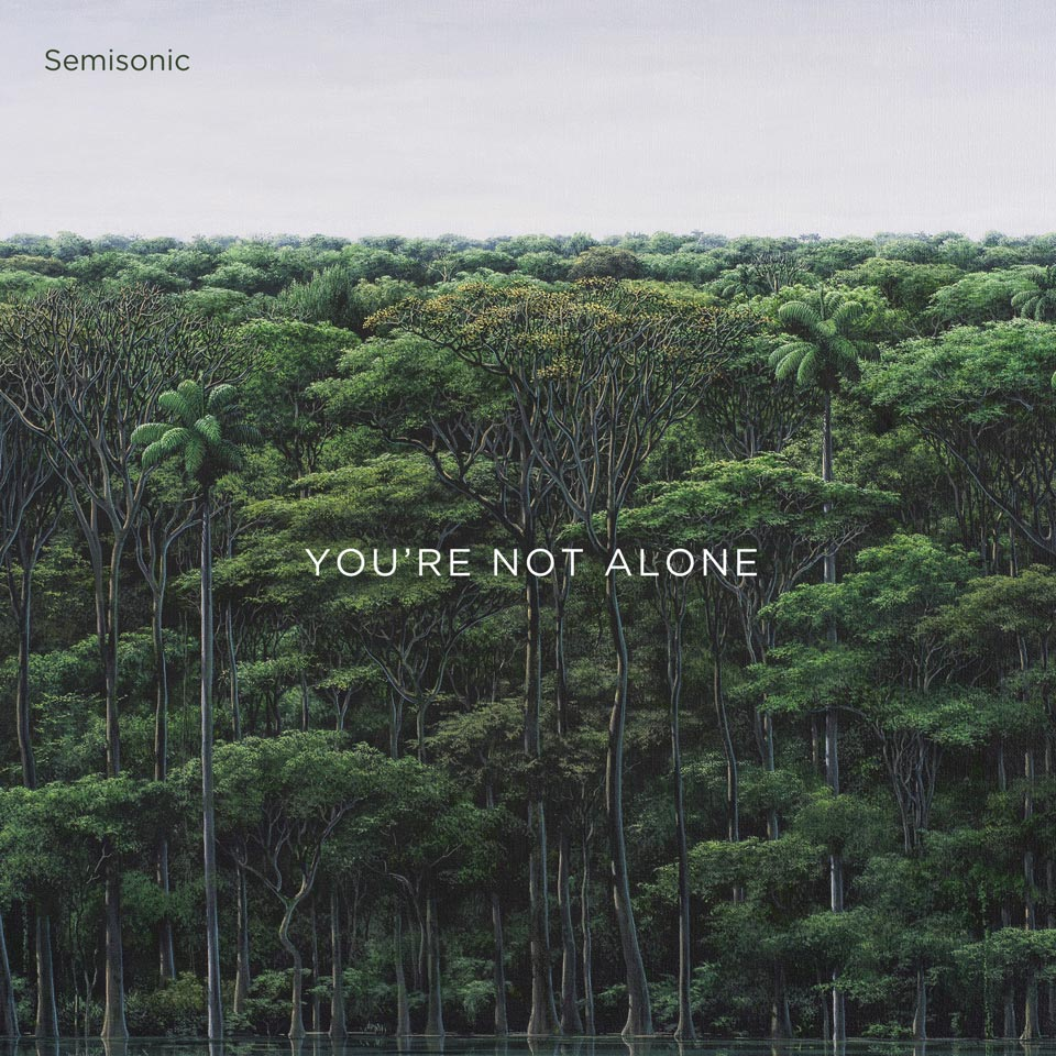 "Nieuwe single Semisonic – ""You're Not Alone"""