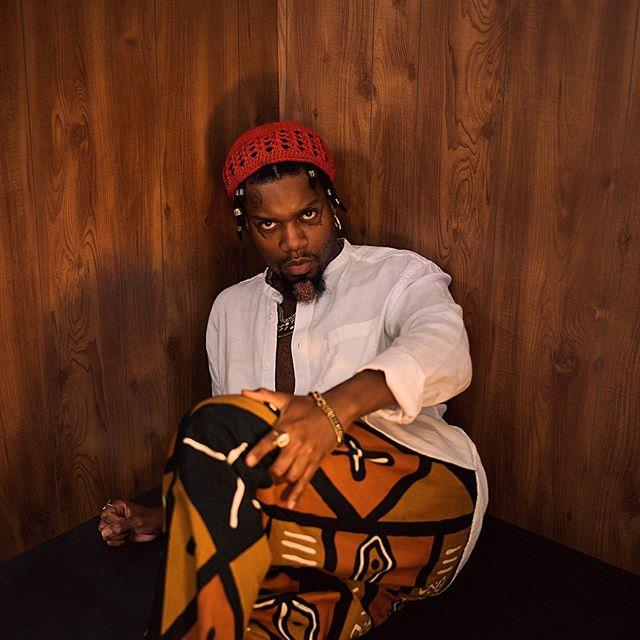 "Nieuwe single serpentwithfeet ft. Ty Dolla $ign – ""Receipts"""