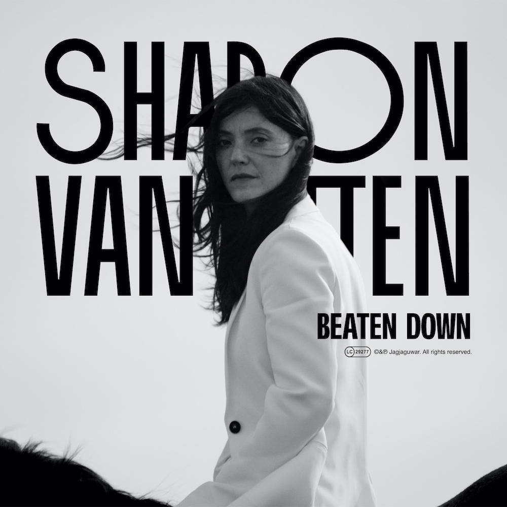 "Nieuwe single Sharon Van Etten – ""Beaten Down"""
