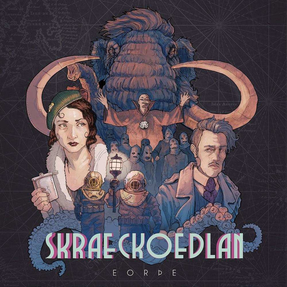 Skraeckoedlan – Eorþe (★★★½): Lekker progressief Scandinavisch in een heerlijk jasje van Fuzz