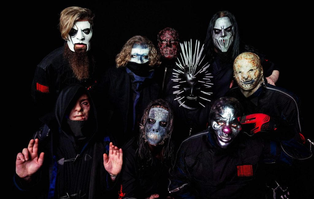 "Nieuwe single Slipknot – ""Unsainted"""