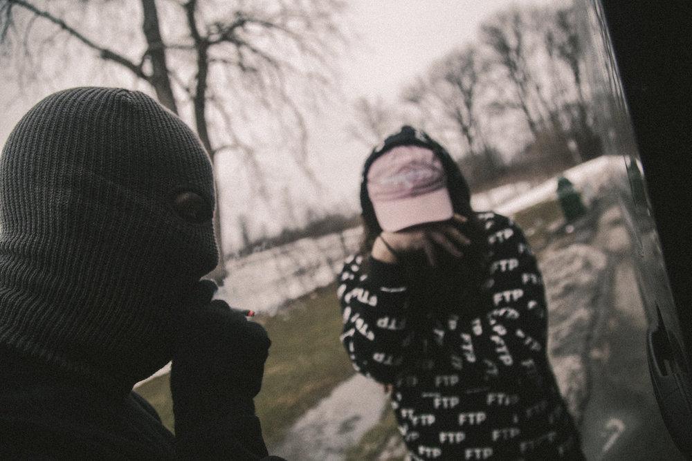 "Nieuwe single $uicideboy$ x Travis Barker – ""Aliens Are Ghosts"""