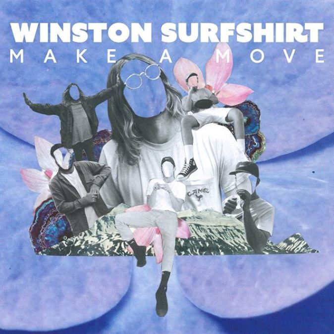 "Nieuwe single Winston Surfshirt – ""Make A Move"""