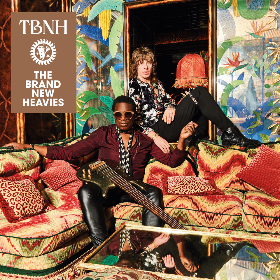 The Brand New Heavies – TBNH  (★★★★): Blitse funk