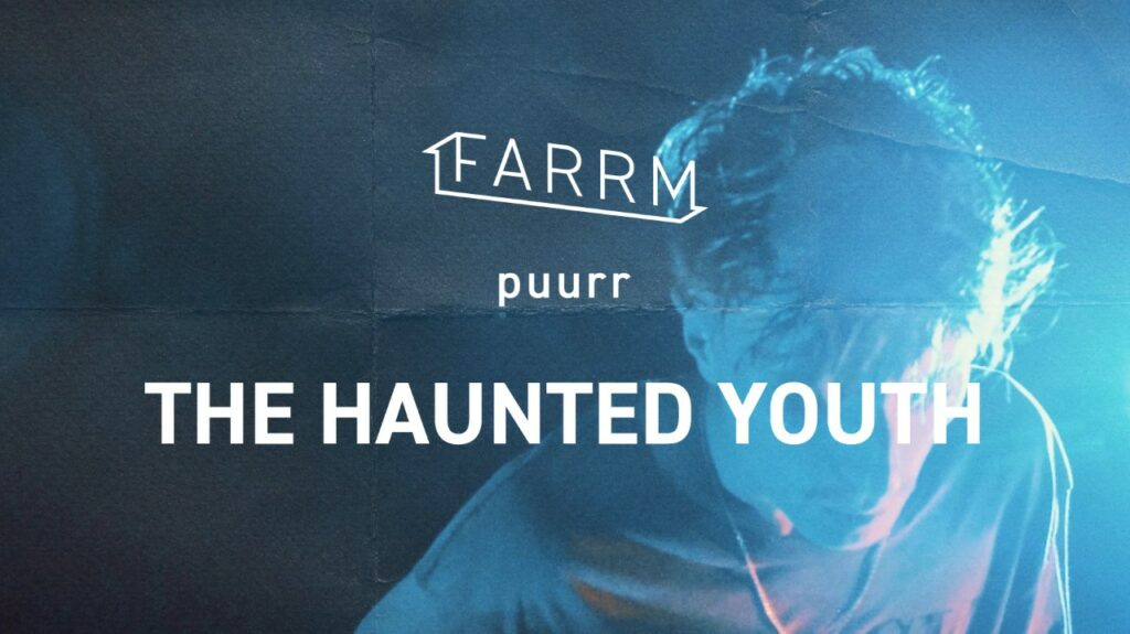 """Première: The Haunted Youth brengt """"Fist in My Pocket"""" in Farrm-reeks Puurr"""