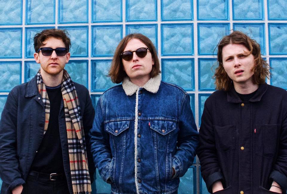 """Nieuwe single The Pale White – """"Take Your Time"""""""