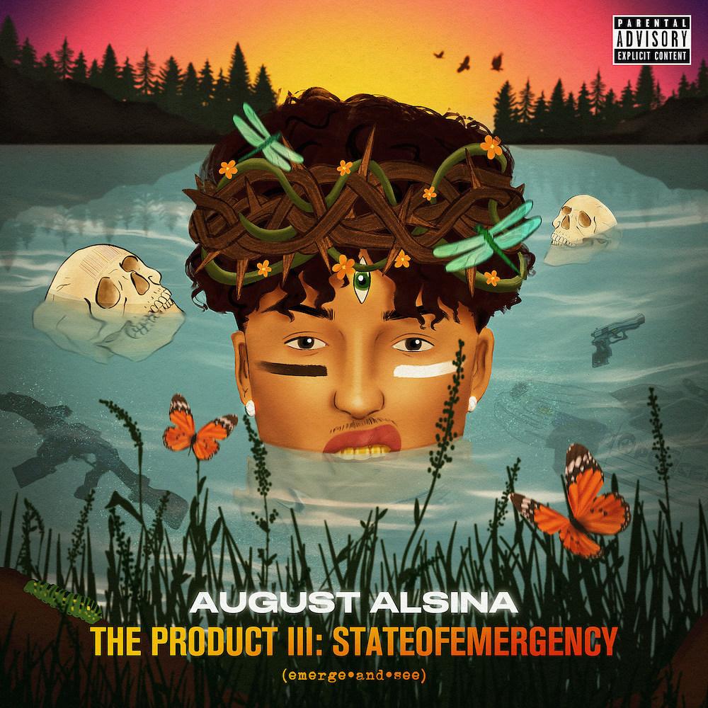 August Alsina – The Product III: stateofEMERGEncy (★★★): Na regen komt zonneschijn