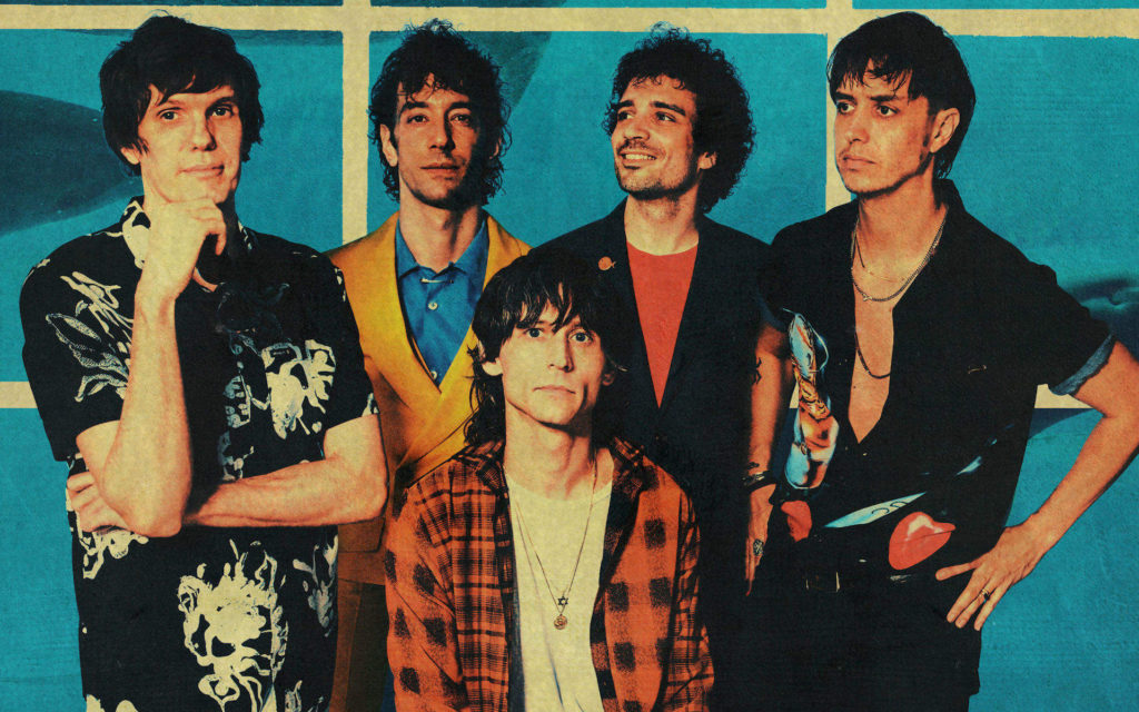 "Nieuwe single The Strokes – ""Brooklyn Bridge to Chorus"""