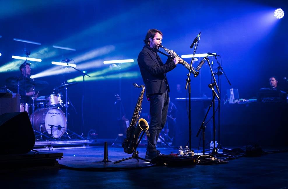 The Cinematic Orchestra + Tristan @ OLT Rivierenhof: Stevige injectie van donkere, grootstedelijke gemoedsmuziek