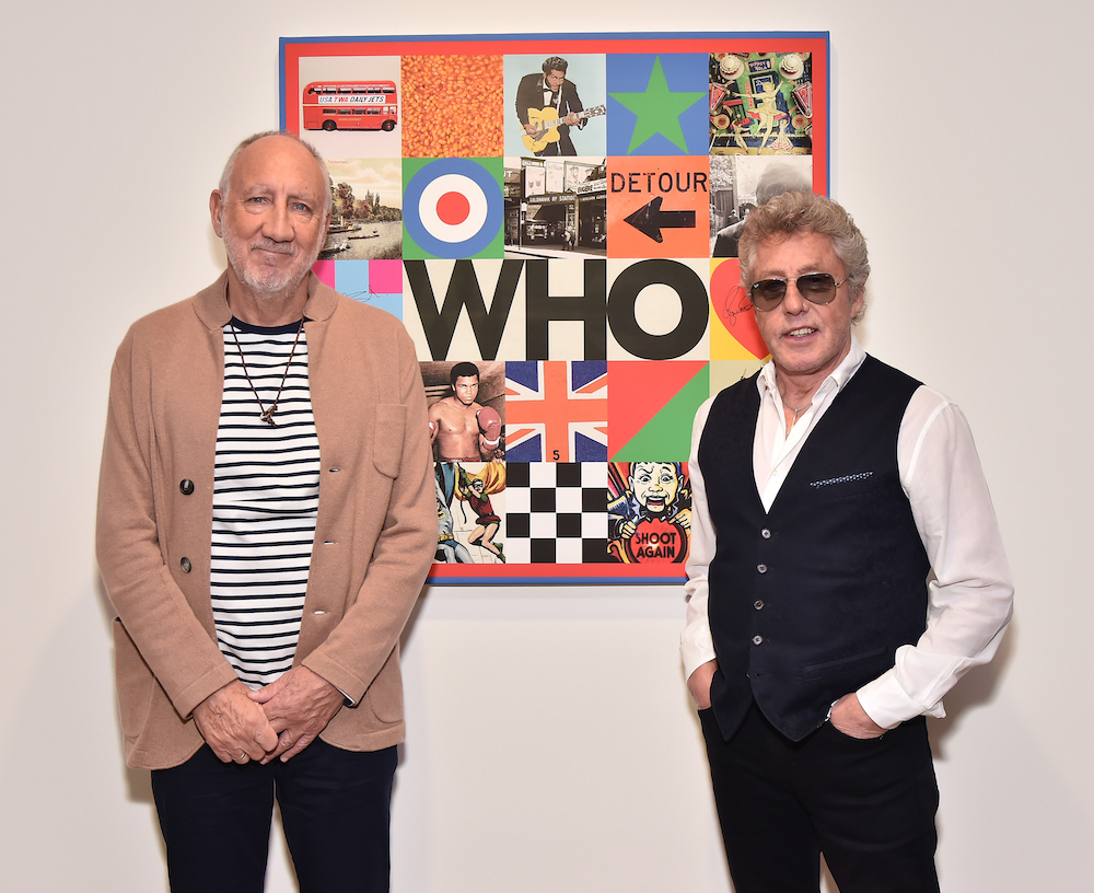 "Nieuwe single The Who – ""All This Music Must Fade"""