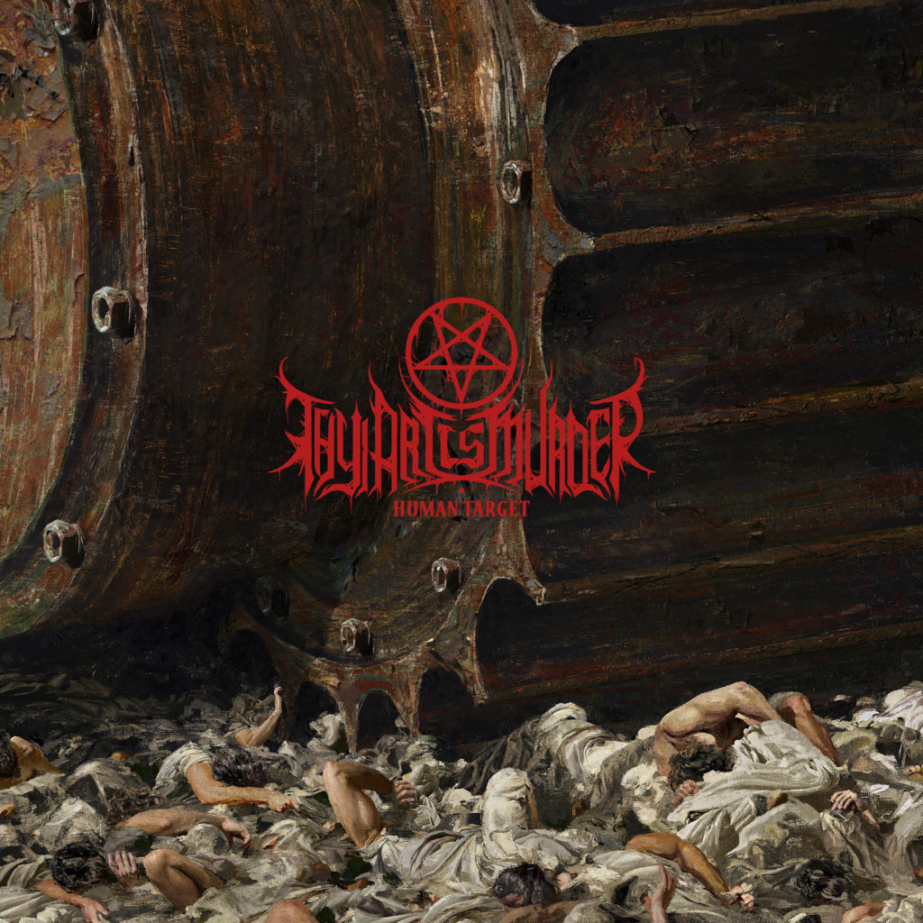 "Nieuwe single Thy Art Is Murder – ""Make America Hate Again"""