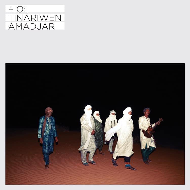 Tinariwen – Amadjar (★★★½): Passie voor zand en authenticiteit
