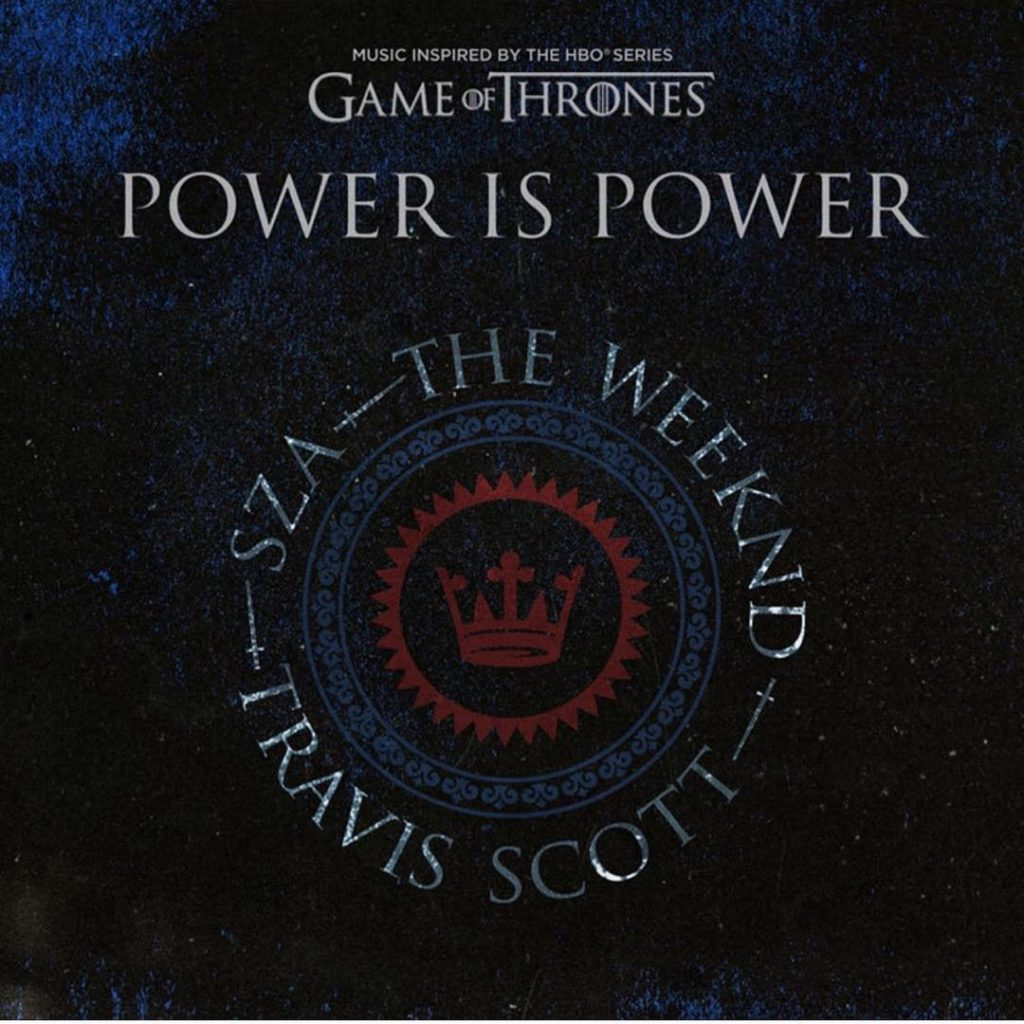 "Nieuwe single SZA & The Weeknd & Travis Scott – ""Power is Power"""