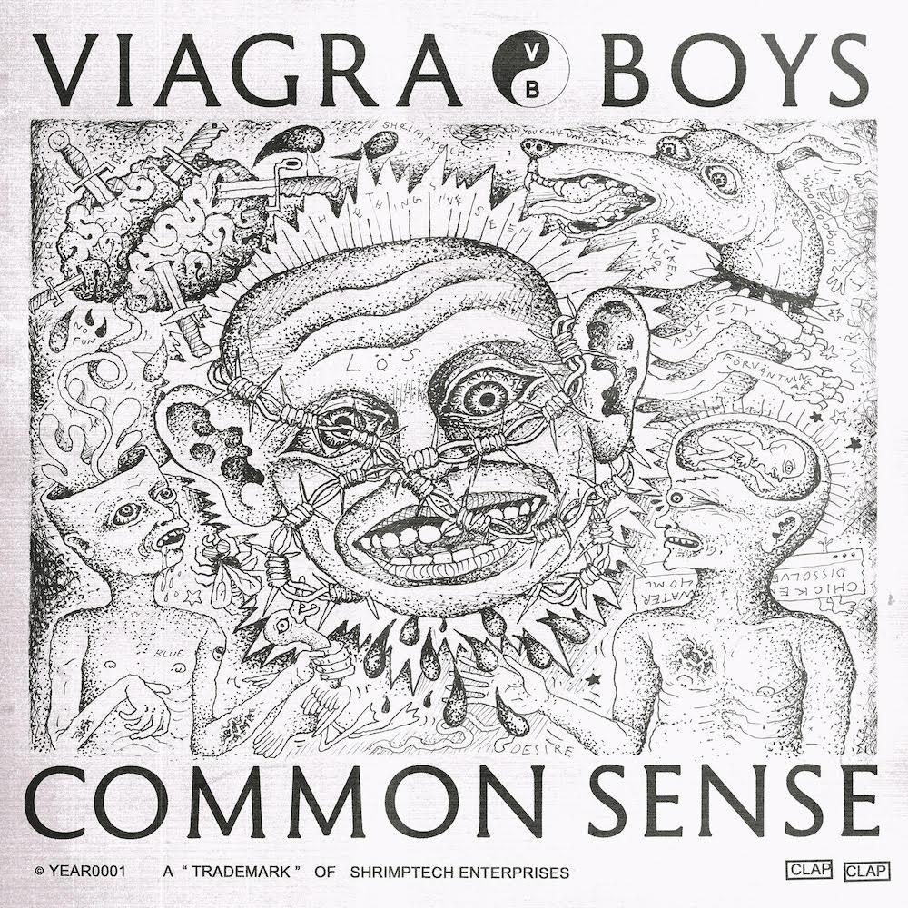 Viagra Boys – Common Sense ep (★★★): Lichte vernieuwing op komst
