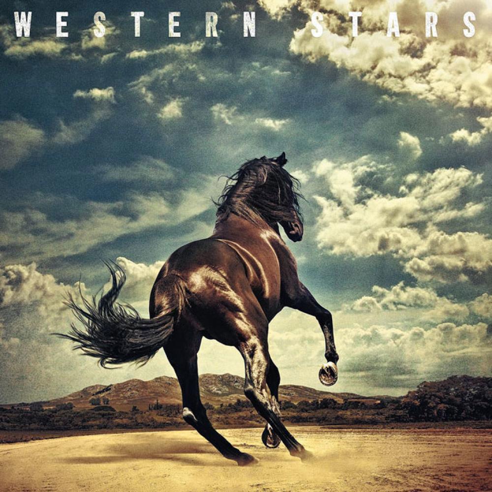Bruce Springsteen – Western Stars (★★½): Cowboy Bruce mist zijn band