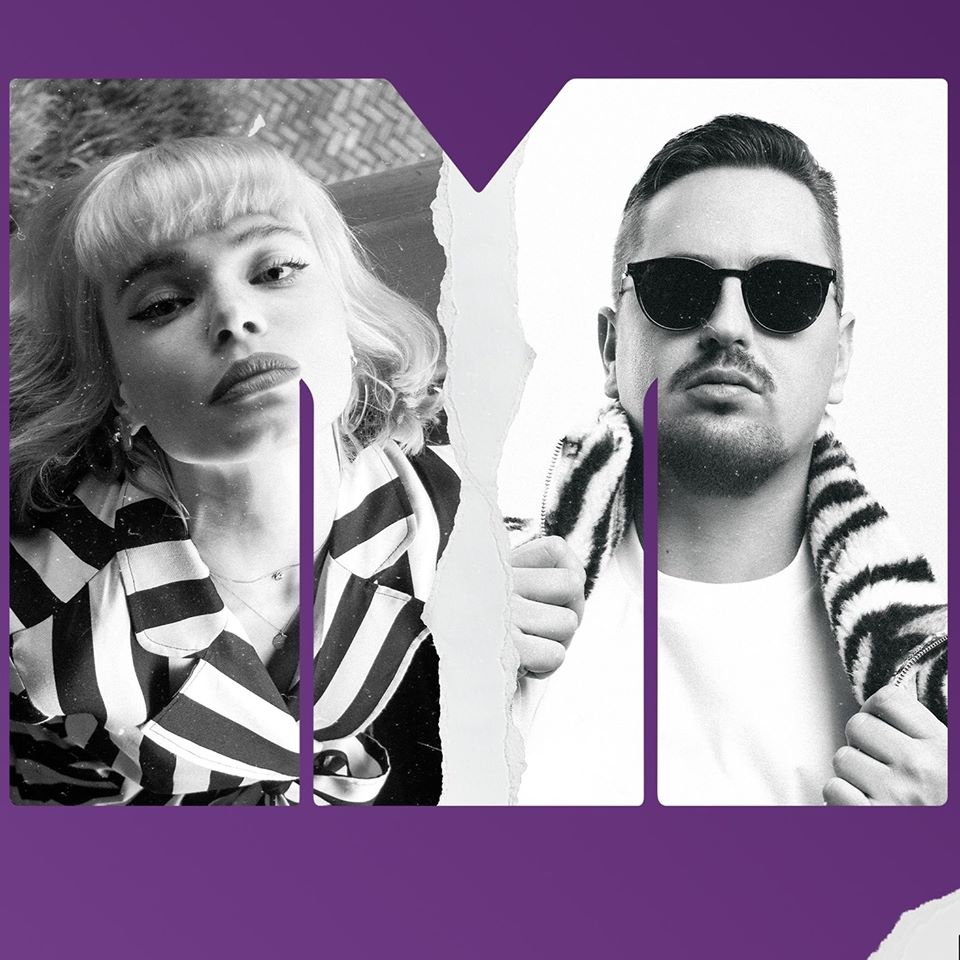 "Nieuwe single Winona Oak & Robin Schulz – ""Oxygen"""