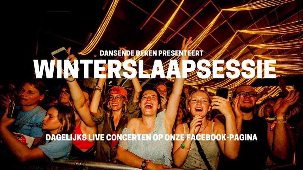 Dansende Beren presenteert: Winterslaapsessies